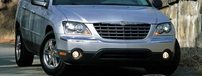 ��� ������� ����������� �������� �������� �������� Chrysler Pacifica