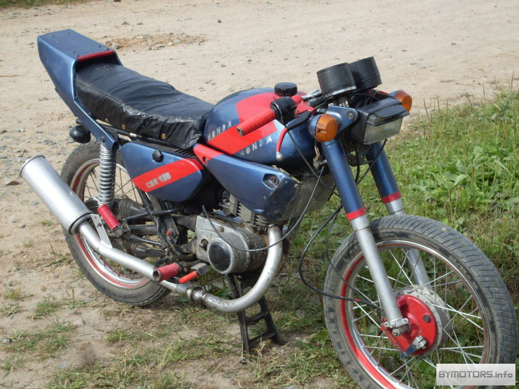 Тюнинг мотоцикл минск своими руками