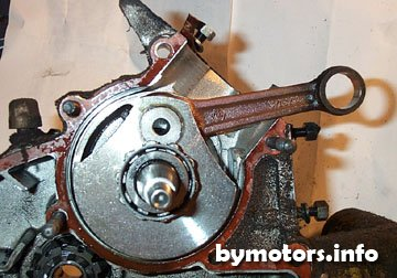 """Как проверить коленвал скутера на исправность """" BYMOTORS.info - Автомобильный и Мотоциклетный"""
